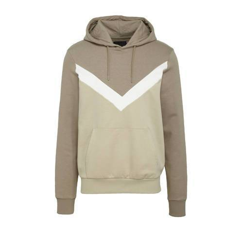 C&A Clockhouse hoodie taupe  - Taupe