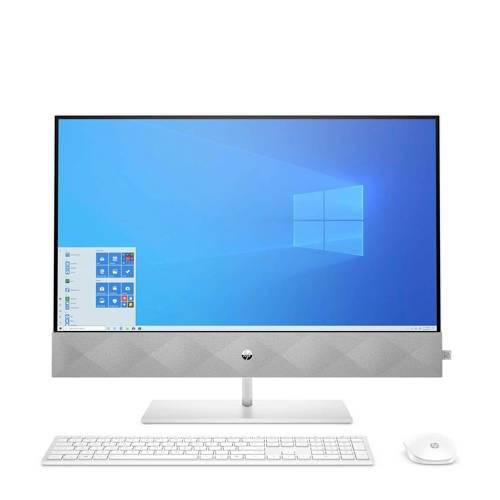 HP 27-D0006ND all-in-one computer  - Wit