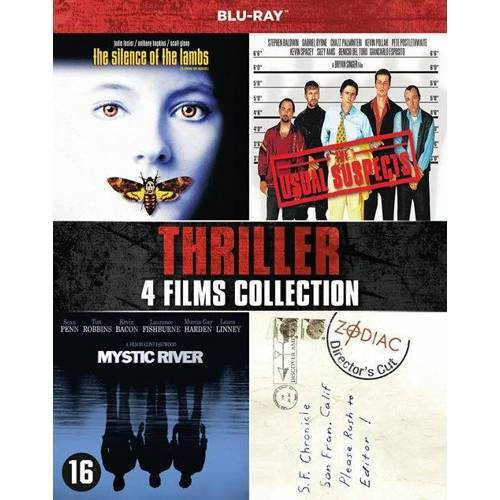 Thrillers collection (Blu-ray)