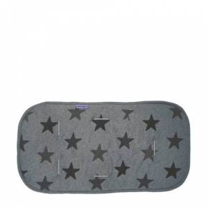 Dooky inlegger grey stars