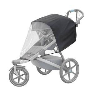 Thule Urban Glide regenhoes kinderwagen  - Zwart - Size: 000