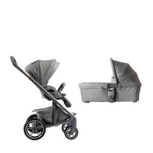 Nuna Mixx kinder- en wandelwagen threaded  - Grijs - Size: 000