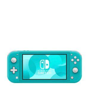 Nintendo Switch Lite turquoise  - Blauw - Size: 000