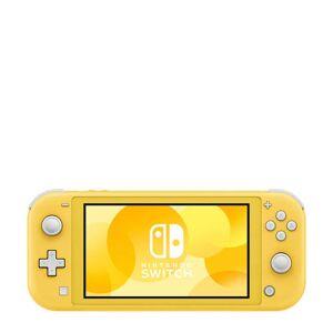 Nintendo Switch Lite geel  - Geel - Size: 000