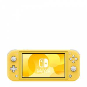Nintendo Switch Lite geel  - Geel