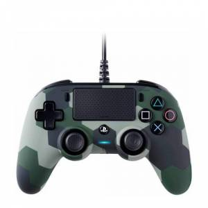 BigBen Nacon Wired Official PS4 controler (CAMO)  - Camouflage