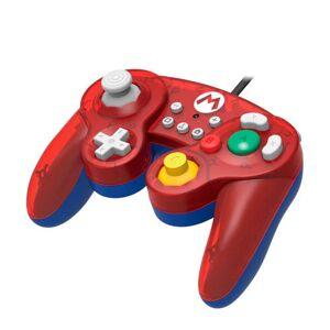 Hori Nintendo Switch Controller Smash Bros gamepad Mario  - Rood - Size: 000