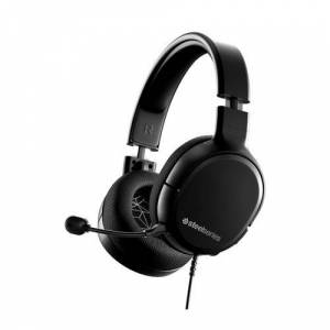 Steelseries Arctis 1 2019 editie gaming headset (PC/Mac/Switch/PS4/Xbox/Mobile)  - Zwart - Size: 000