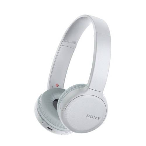 Sony WH-CH510 Bluetooth on-ear koptelefoon (wit)  - Wit