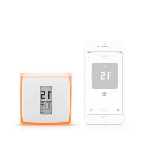 Netatmo THERMOSTAAT thermostaat  - Wit