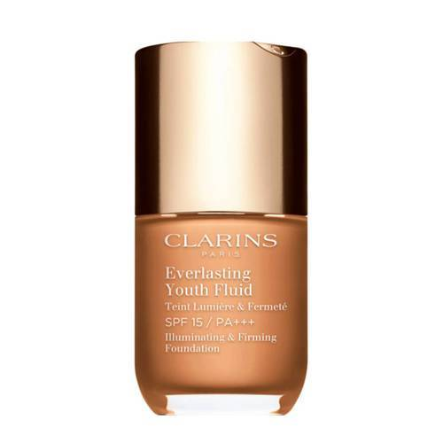 Clarins Everlasting Youth Fluid 114 - cappuccino  - Cappuccino