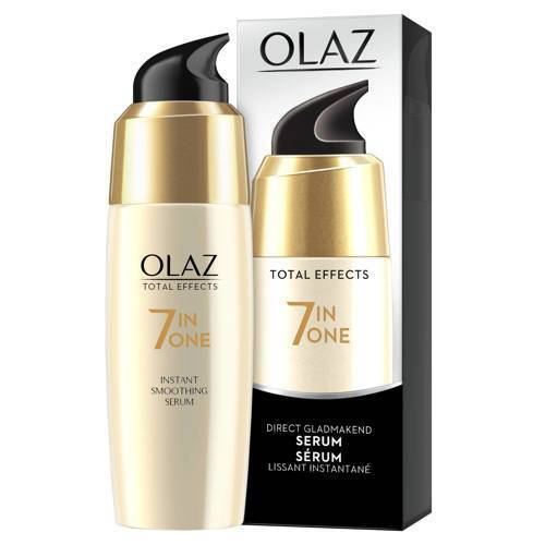 Olay Total Effects 7in1 direct gladmakend serum - 50ml