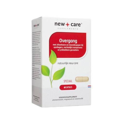 New Care Overgang - 60 capsules