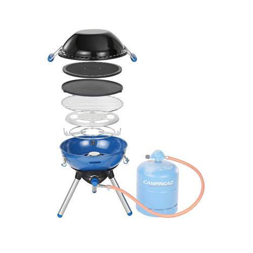 Campingaz Party Grill 400 Int Stove barbecue  - Blauw