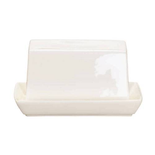 ASA Selection A Table botervloot (11x8.8 cm)  - Wit