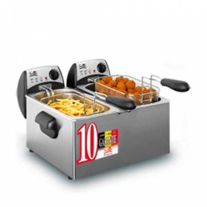 Fritel FR1355 DUO friteuse