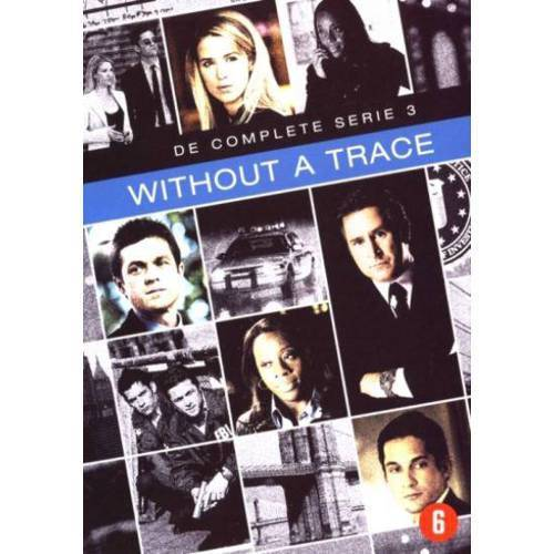 Without a trace - Seizoen 3 (DVD)