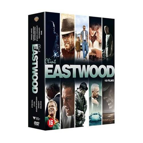 Clint Eastwood Collection (10 Films) (DVD)