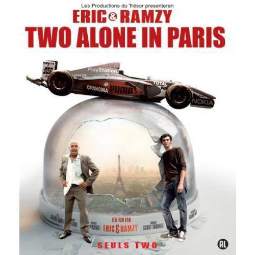 Two alone in Paris (Blu-ray)