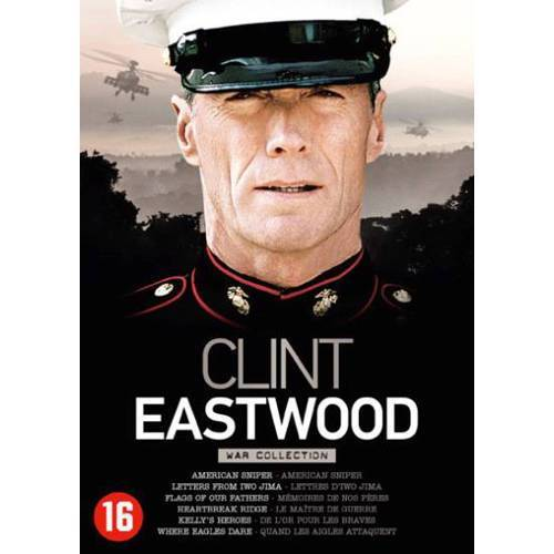 Clint Eastwood - War Collection (DVD)