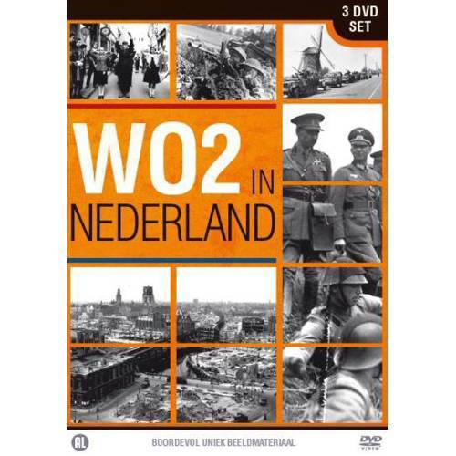WO2 in Nederland (DVD)