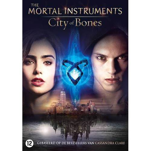 Mortal instruments - City of bones (DVD)