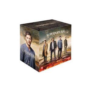 Supernatural - Seizoen 1-12 (DVD)  - Size: 000