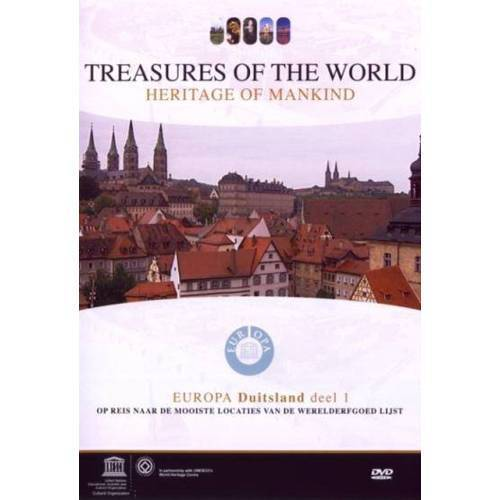 Treasures of the world-duitsland 1 (DVD)