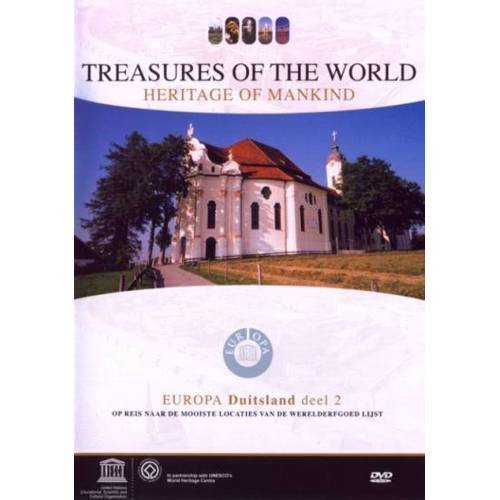 Treasures of the world-duitsland 2 (DVD)