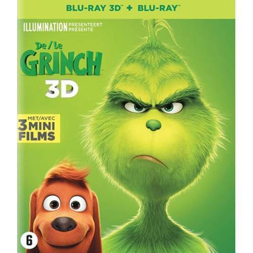 The Grinch (3D) (Blu-ray)