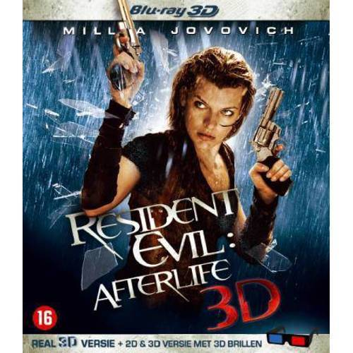 Resident evil - Afterlife (3D) (Blu-ray)