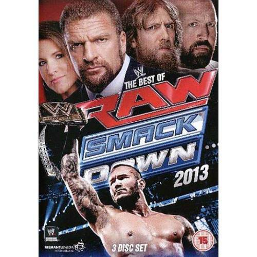 WWE - The Best Of Raw & Smackdown 2013 (DVD)