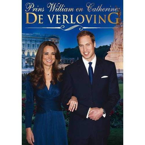 Prins William & Kate - De verloving (DVD)