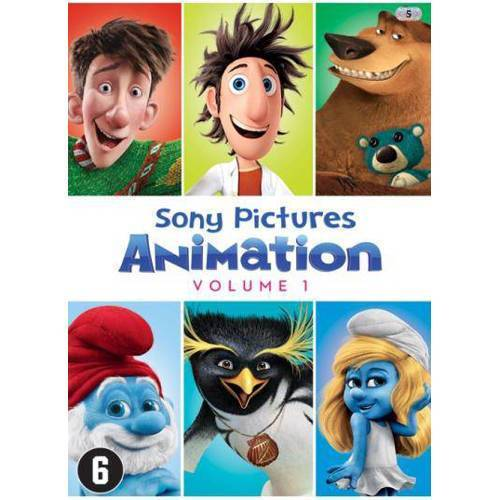 Sony pictures animation vol. 1 (DVD)