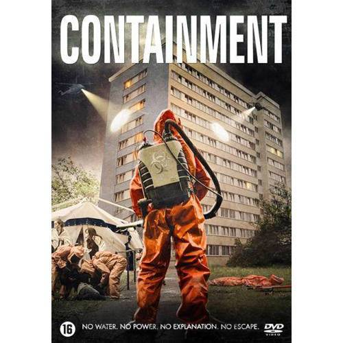 Containment (DVD)