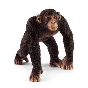 Schleich Wild Life mannelijke chimpansee 14817  - Size: 000