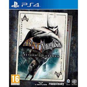 Batman - Return to Arkham (PlayStation 4)
