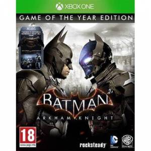 Batman Arkham knight (GOTY) (Xbox One)