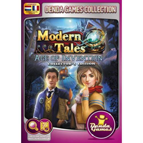 Modern tales - Age of invention (Collectors edition) (PC)