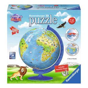 Ravensburger XXL Kinder globe 3D puzzel 180 stukjes  - Size: 000