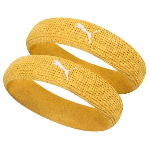 PUMA Sock Stoppers Sokophouders Smal 050637-06  - geel - Size: One Size