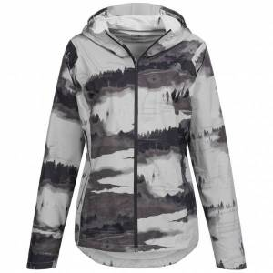 The North Face Stormy Trail Dames Jas NF0A2V25VWZ1  - grijs - Size: Large