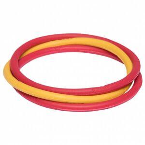 Adidas Spanje adidas Ion Thin Band Loop Fan Bracelet F81901  - rood - Size: Medium