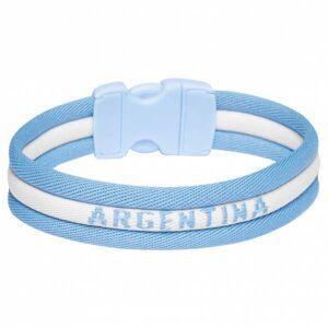 Adidas Argentinië adidas vlag fan armband F49845  - blauw - Size: Large