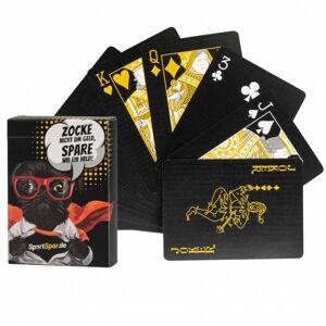 """Sportspar.de """"SmartZocker"""" Spel kaarten  - zwart - Size: One Size"""