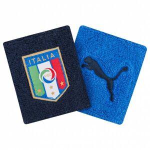 Puma Italië PUMA Fan Zweetbanden 053015-01  - blauw - Size: One Size