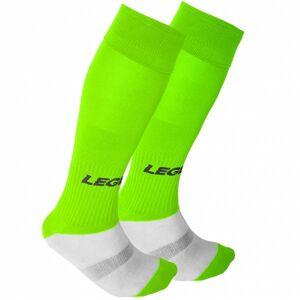 Legea Mondial Sportsokken neongroen  - groen - Size: 34-39