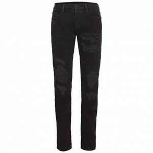 True Religion New Rocco Heren Jeans M17HD01L4G-1037  - zwart - Size: W30