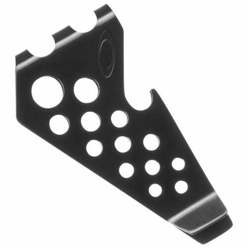 Oakley Metalworks Blackline Bankbiljetclip 95146ORT-01K  - zwart - Size: One Size