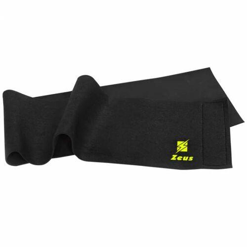 Zeus Fitness Buikriem Neopreenband  - zwart - Size: One Size